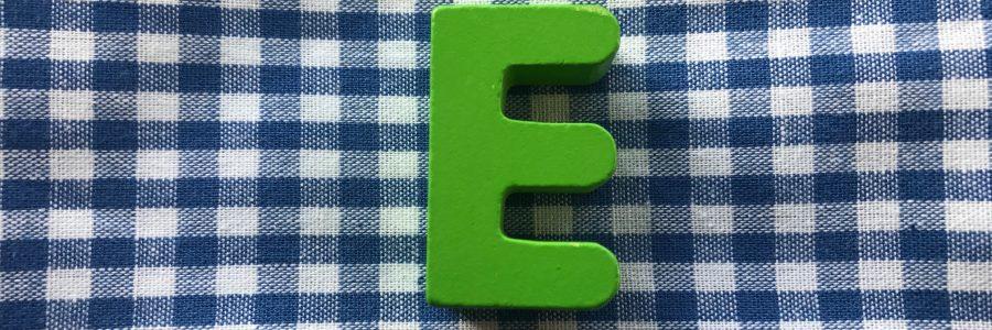 E (A bis Z)