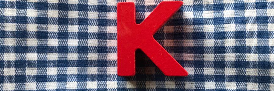K (A bis Z)
