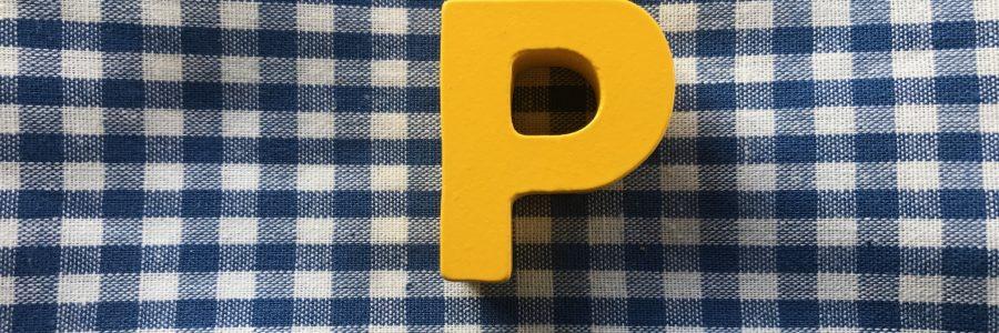P (A bis Z)