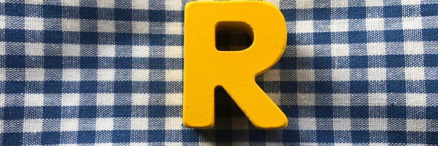R (A bis Z)