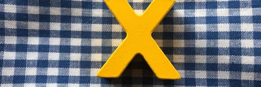 X (A bis Z)